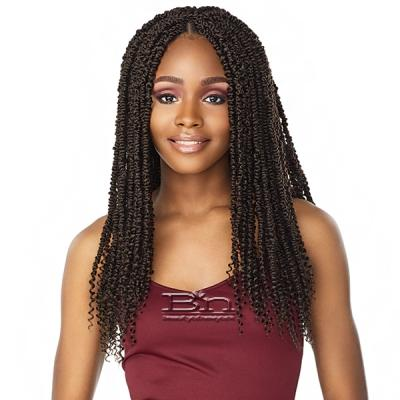 Sensationnel Lulutress Synthetic Braid - 2X SKINNY PASSION TWIST 18