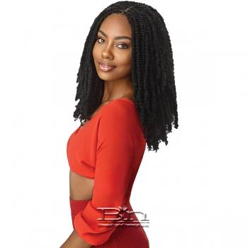 Outre Synthetic Braid - X PRESSION TWISTED UP 2X SPRINGY AFRO TWIST 12