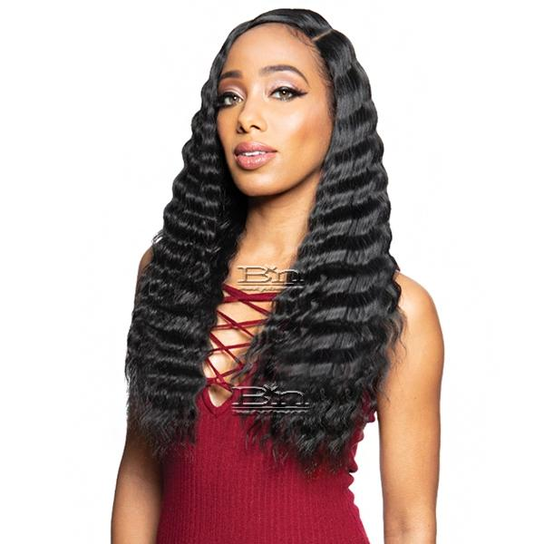 Zury Sis Beyond Synthetic Hair Lace Front Wig - BYD LACE H CRIMP 22