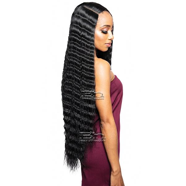 Zury Sis Beyond Synthetic Hair Lace Front Wig - BYD LACE H CRIMP 34