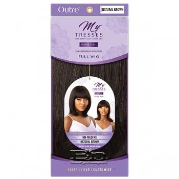 Outre Mytresses Purple Label 100% Unprocessed Human Hair Wig - NADINE