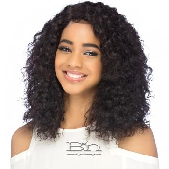 Vivica Fox 100% Brazilian Natural Remy Human Hair Wet & Wavy Lace Front Wig - WW BRICE