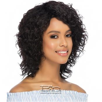 Vivica Fox 100% Brazilian Natural Remy Human Hair Wet & Wavy Wig - WW HELIOS
