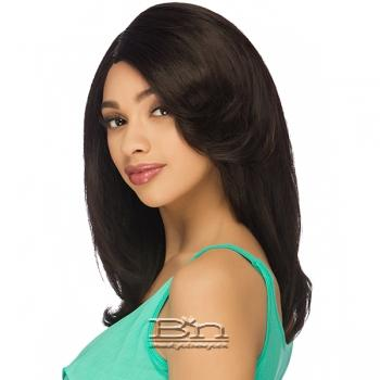 Vivica Fox 100% Brazilian Natural Remy Human Hair Wet & Wavy Lace Front Wig - WW LOUIS