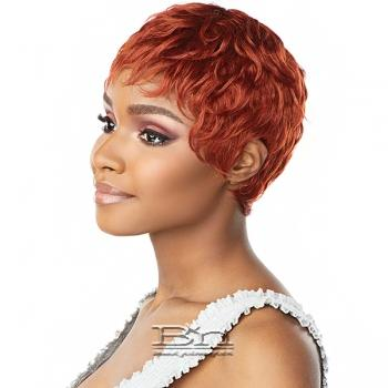 Sensationnel Synthetic Instant Fashion Wig - MEKELL