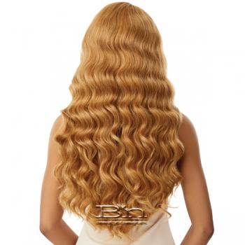Outre Synthetic Swiss HD Lace Front Wig - ISLA