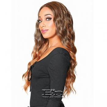 Zury Sis Fit Synthetic Hair Lace Front Wig - CFL FIT H LIMO