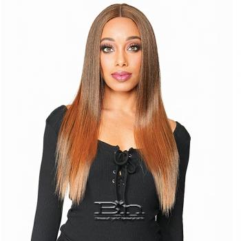 Zury Sis Fit Synthetic Hair Lace Front Wig - CFL FIT H MAL