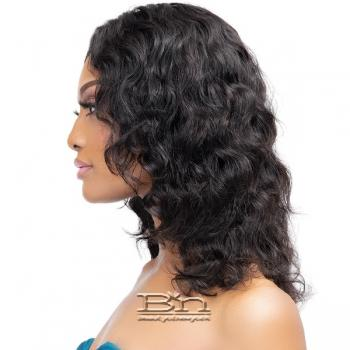 Janet Collection Luscious Wet & Wavy 100% Natural Virgin Remy Indian Hair Wig - NOVA