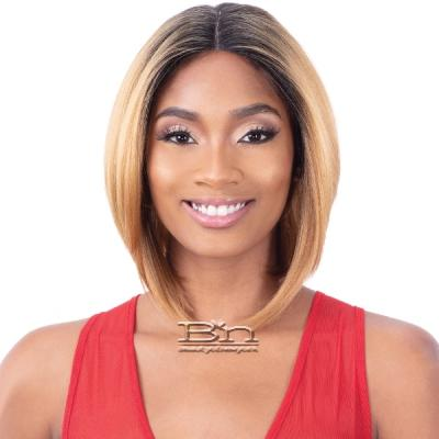 Mayde Beauty Synthetic Hair Refined HD Lace Front Wig - CAROLE