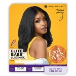 Sensationnel Curls Kinks & Co Synthetic Hair Empress Lace Front Wig - ELITE BABE