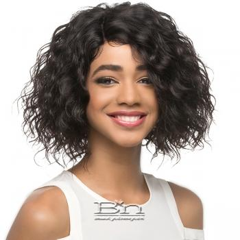 Vivica Fox 100% Brazilian Natural Remy Human Hair Swiss Lace Front Wig - VENETA