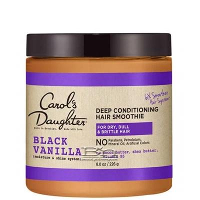 Carol's Daughter Black Vanilla Deep Conditioning Hair Smoothie 8oz