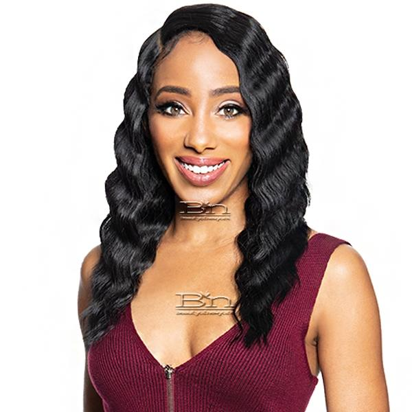 Zury Sis Beyond Synthetic Hair Lace Front Wig - BYD LACE H CRIMP 16