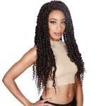 Zury Sis Diva Collection Synthetic Hair Lace Front Wig - PASSION TWIST