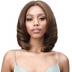 Bobbi Boss Synthetic Hair 4 inch Deep Part Lace Front Wig - MLF324 AFIA