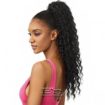 Outre Synthetic Wet & Wavy Style Pretty Quick Pony  - DEEP CURL 24