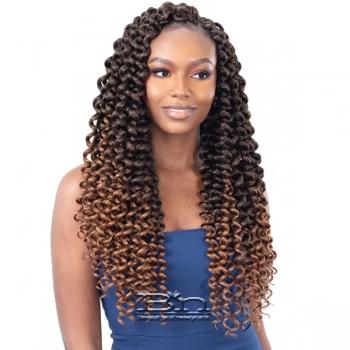 Freetress Synthetic Braid - 3X SHIRLEY CURL 18