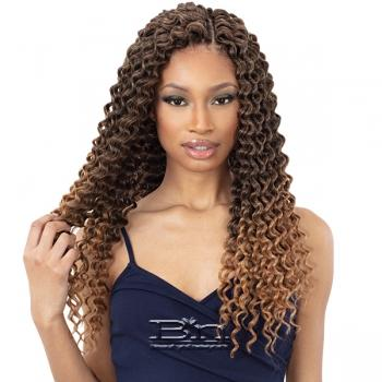 Freetress Synthetic Braid - 3X SUMMER DEEP 18