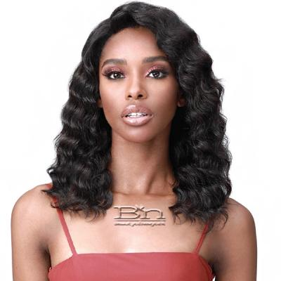 Bobbi Boss 100% Virgin Remy Human Hair 360  Lace Wig - MHLF416 JANEL