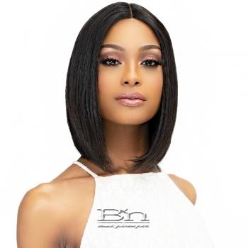 Janet Collection Luscious Wet & Wavy 100% Natural Virgin Remy Indian Hair Lace Wig - ADA