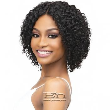 Janet Collection Luscious Wet & Wavy 100% Natural Virgin Remy Indian Hair Lace Wig - ISLA