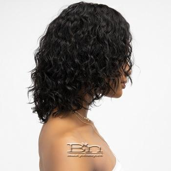 Janet Collection Luscious Wet & Wavy 100% Natural Virgin Remy Indian Hair Lace Wig - KHLOE