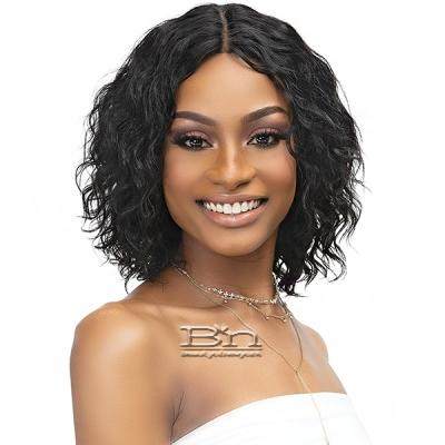 Janet Collection Luscious Wet & Wavy 100% Natural Virgin Remy Indian Hair Wig - KHLOE