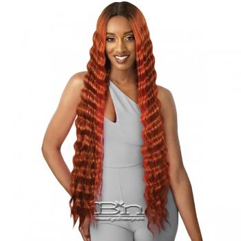 Outre Synthetic Swiss HD Lace Front Wig - ANABEL