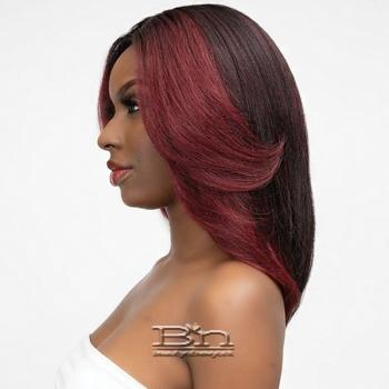 Janet Collection Natural Me Lite Synthetic Hair Lace Wig - AYANA