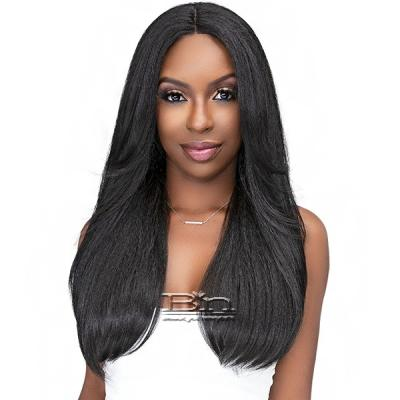Janet Collection Natural Me Blowout Synthetic Hair HD Lace Wig - KAJA