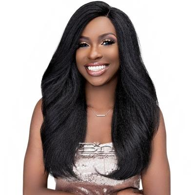 Janet Collection Natural Me Blowout Synthetic Hair HD Lace Wig - TAMILA