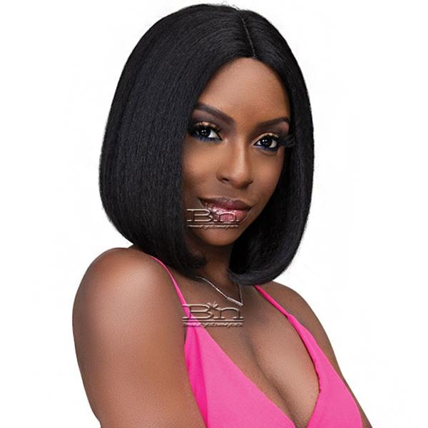 Janet Collection Natural Me Blowout Synthetic Hair HD Lace Wig - TESSA