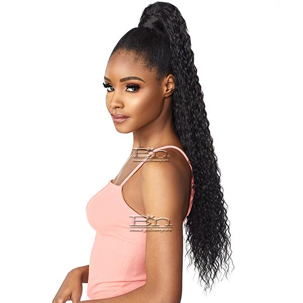 Sensationnel Synthetic Ponytail Instant Pony Wrap - FRENCH WAVE 30