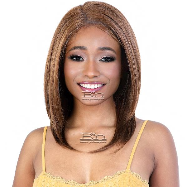 Motown Tress Synthetic Hair HD Invisible 13X6 Lace Wig - L136 HD02