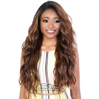 Motown Tress Synthetic Hair HD Invisible 13X6 Lace Wig - L136.HD06