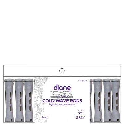 Diane #DCW5SH Cold Wave Rods - 3/8