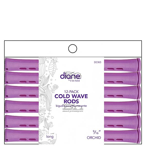 Diane #DCW3 Cold Wave Rods - 9/16