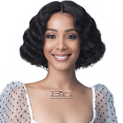 Bobbi Boss 100% Virgin Remy Human Hair 360  Lace Wig - MHLF428 ELSIE