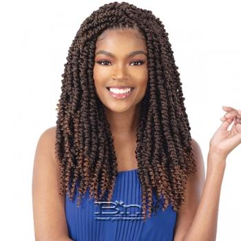 Freetress Synthetic Braid - 3X LARGE PASSION TWIST 14