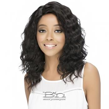 Vivica Fox 100% Brazilian Natural Remy Human Hair Swiss Lace Front Wig - JAYLYN