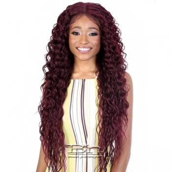 Motown Tress Synthetic Hair HD Invisible 13X6 Lace Wig - L136.HD07