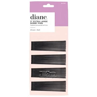 Diane #DEC006 Extra Large Bobby Pins 40 Count - 3