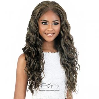 Motown Tress Synthetic Hair HD Invisible 13X7 Lace Wig - LS137.FOX