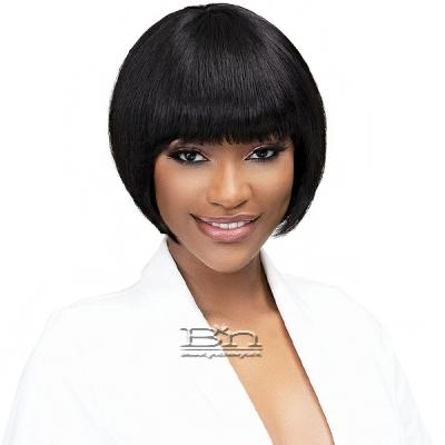 Janet Collection Lavish 100% Virgin Human Hair Wig - WENDY