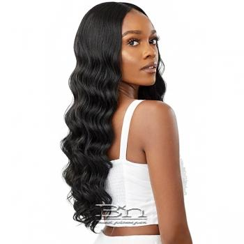 Outre Synthetic Swiss HD Lace Front Wig - ARLENA
