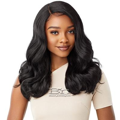 Outre Synthetic Swiss HD Lace Front Wig - ZEPHANY