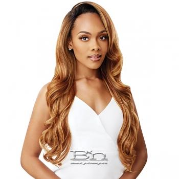Outre Synthetic Half Wig Quick Weave - JORDANA