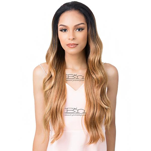 Goldntree Synthetic Half Wig and Pony Wrap - HIGH & LOW 2