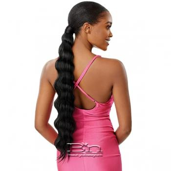 Outre Synthetic Pretty Quick Wrap Pony - FINGER WAVE 24